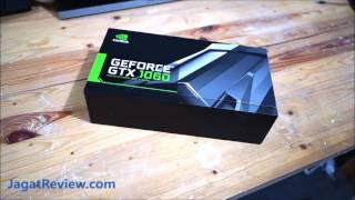 Unboxing NVIDIA GTX 1060 Founders Edition
