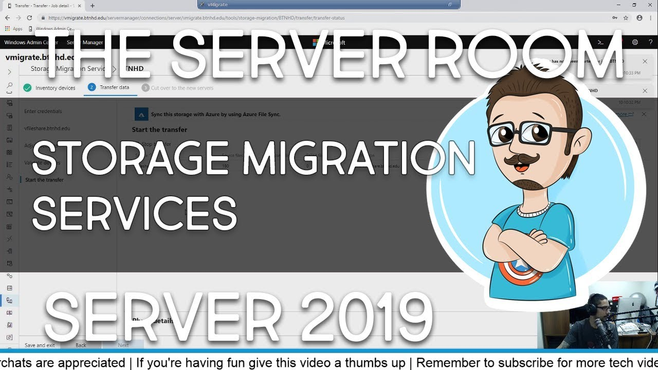Lenovo ThinkSystem SR530 Review | Storage Migration Service Server 2019 | TSR