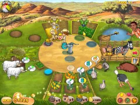 Farm Mania: Hot Vacation - Level 11 ~ 15 (Arcade Mode) |