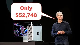 Appleand39s Most Expensive Mac Pro Is Only 52748 - Letand39s Build One