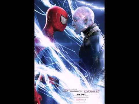 Саундтреки человек паук высокое напряжение слушать