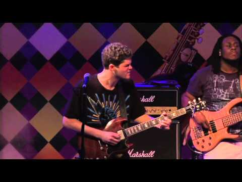 The Main Squeeze - Whipping Post (Allman Brothers)