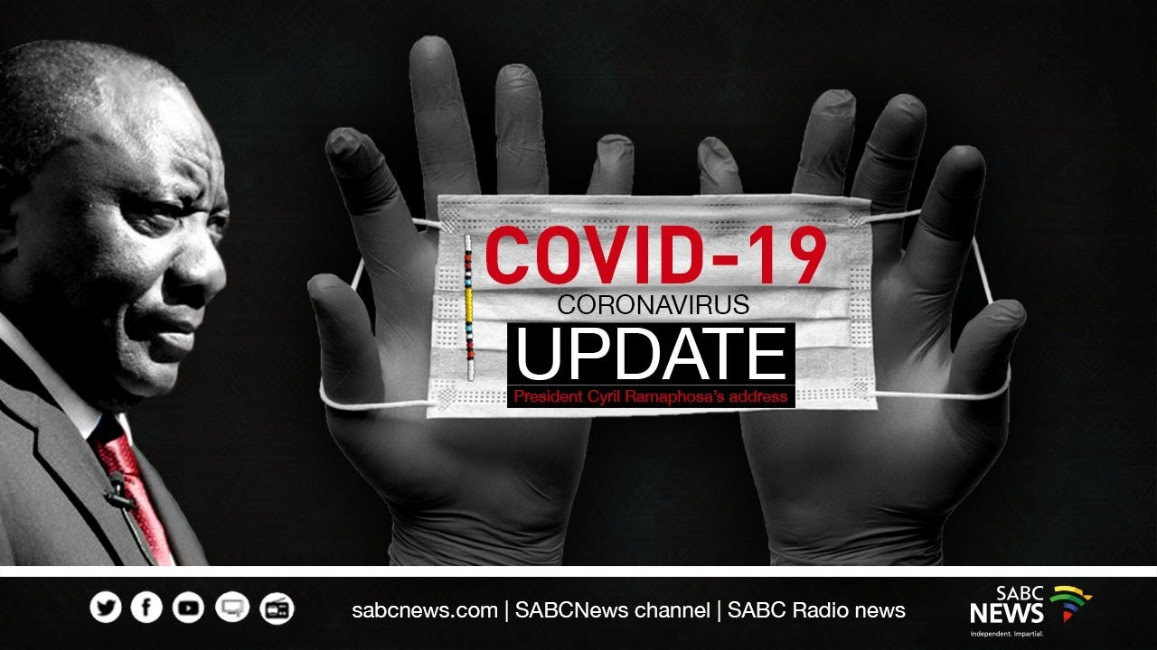 [LIVE] President Cyril Ramaphosa updates on COVID-19 Lockdown