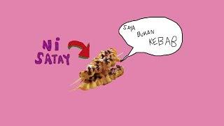 Satay Bukan Kebab (SELAMAT HARI RAYA) (prod.mon the pencipta)
