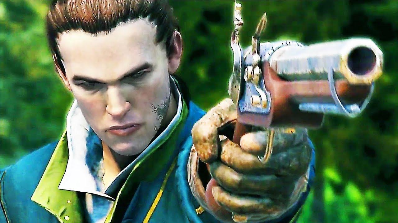 GREEDFALL Trailer (E3 2019) PS4 / Xbox One / PC + video