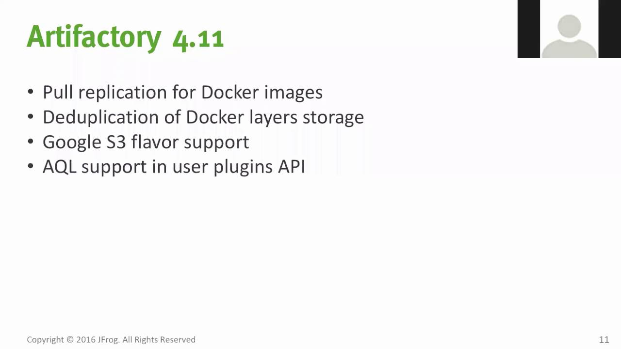 Artifactory Docker Api