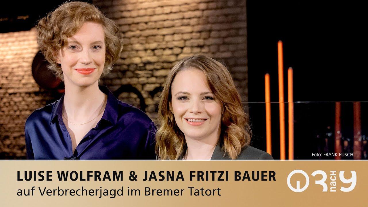 Jasna Fritzi Bauer und Luise Wolfram über ihren ersten Tatort-Fall // 3nach9