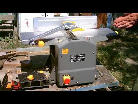 Titan Ttb579pln 204mm Planer Thicknesser Doovi