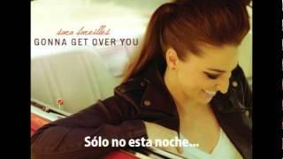 Sara Bareilles - Gonna Get Over You - [Español]