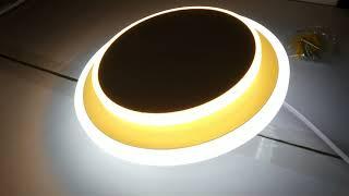 Малий світлодіодний світильник.Підключення та режими роботи