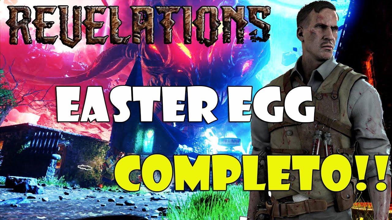 BLACK OPS 3 REVELATIONS EASTER EGG!!! COMPLETO EN ESPAÑOL ...