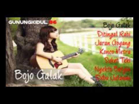 Akustik lagu Jawa