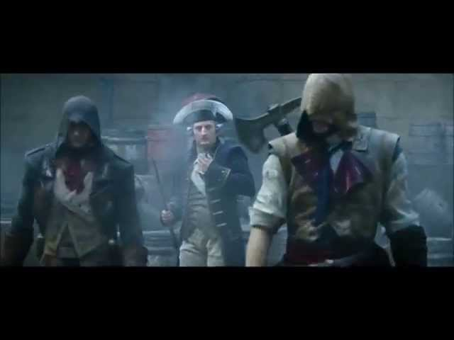 "Everybody Wants To Rule The World OST ""Assassin's Creed Unity"""