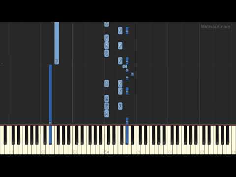 Madeon - Pop Culture (Live Mashup) (Synthesia Cover)