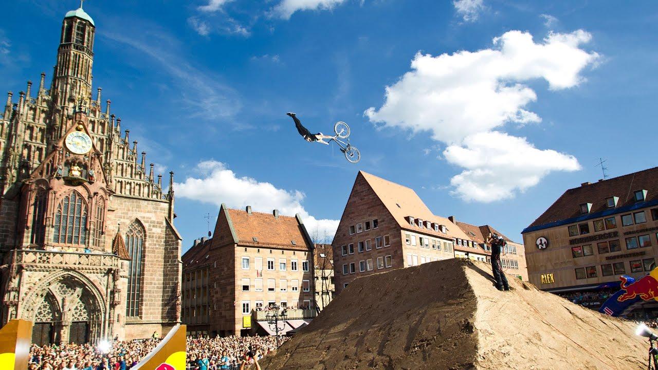 Red Bull District Ride Nürnberg 2021