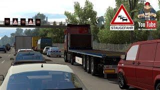 [ETS2 v1.33] Traffic Jam Mod / Stau Mod *Weiter gehts - WIP*