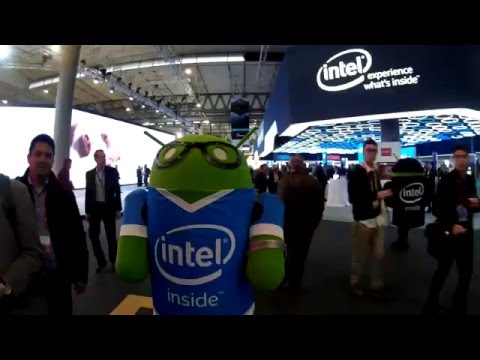 Mobile World Congress 2016 tour virtual episodio 1
