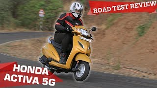 2018 Honda Activa 5G Review |👴Dadaji Of Indian Scooters | ZigWheels.com
