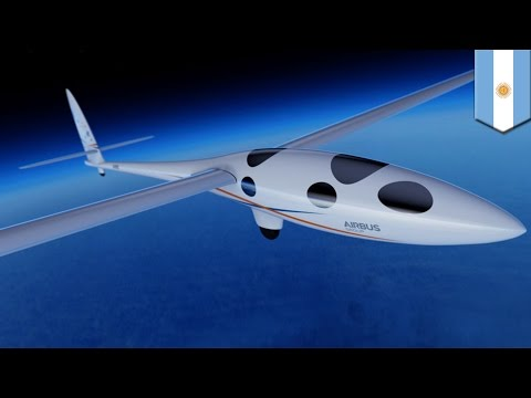 Flying at 90,000 feet: Perlan 2 glider to attempt world-record stratosphere flight - TomoNews