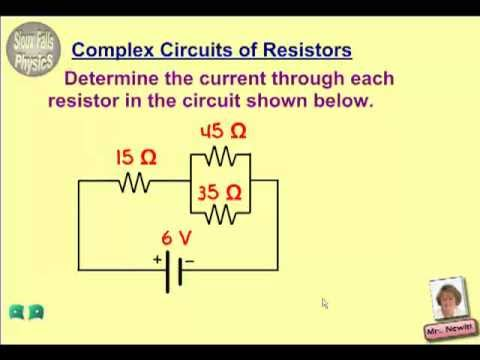 Calculating Current in...