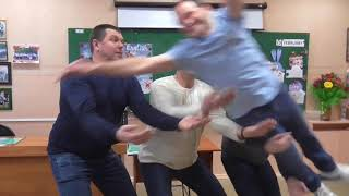 Клип родителей выпускникам 2018. Да, я мать! И я умею танцевать!