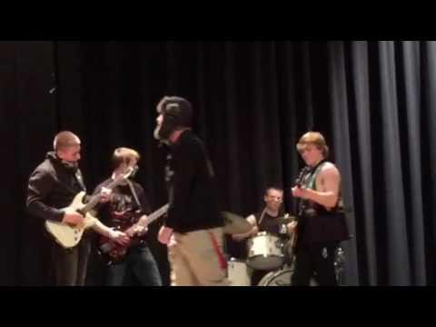 Weddington High School Talent Show 2016-2017 Swedish Metal