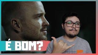 El Camino (NETFLIX, BREAKING BAD 2019 ) | É BOM ?