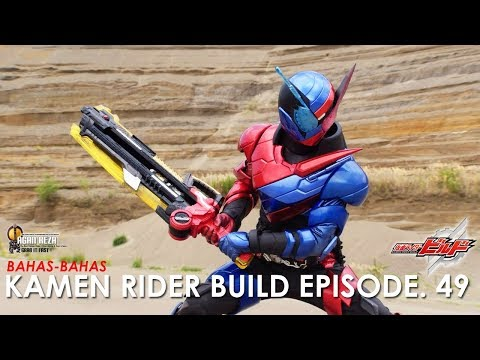 A NEW WORLD....THANK YOU, BUILD... | Kamen Rider Build Episode.49 (FINAL) [Indonesia]