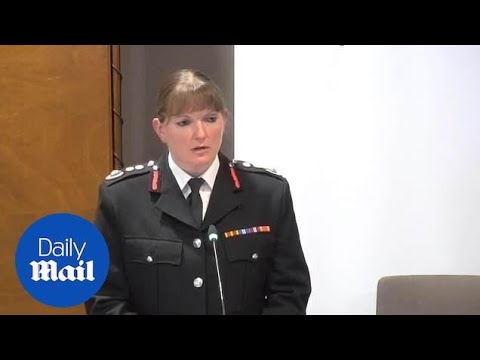 LFB commissioner answers questions at Grenfell inquiry