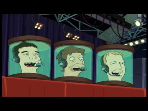 Futurama - Sabotage (Beastie Boys)