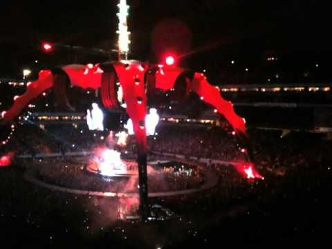 U2 Philadelphia - Encore: Where The Streets Have No Name