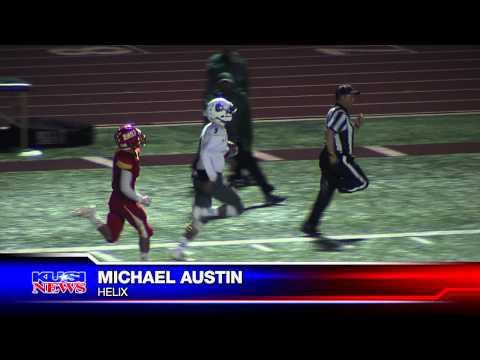 PPR Week 15 candidate #1: Michael Austin, Helix