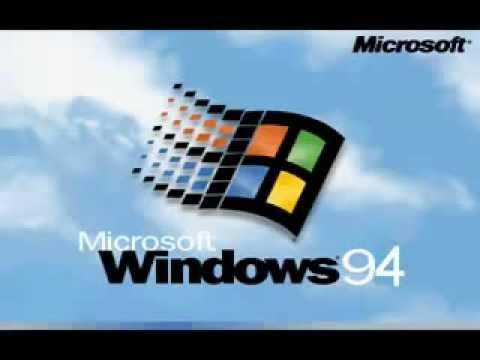 OVER 100 WINDOWS OS's & THEIR STARTUP AND SHUTDOWN SOUNDS (including betas)!