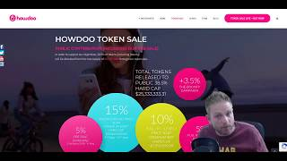 Dropping 50k into the Howoo ICO