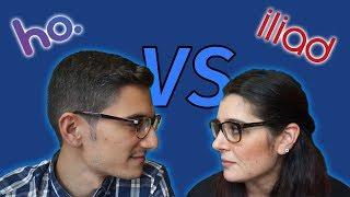 HO Mobile vs ILIAD, ME contro TE! Il confronto diretto, lo scontro finale.
