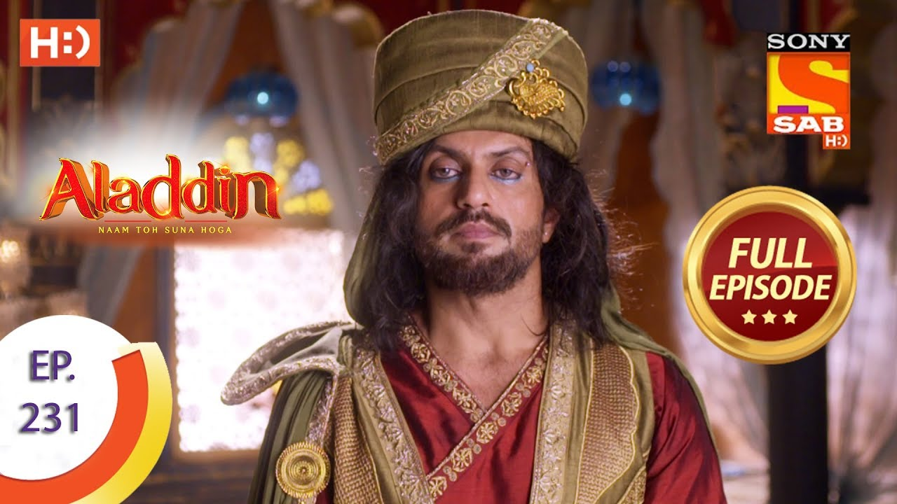 Download Aladdin - Ep 231 - Full Episode - 4th July, 2019