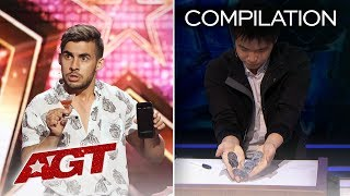AGT Magic That Will Leave Your Jaw On The FLOOR! - America's Got Talent 2019