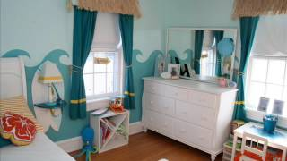 Teal And Yellow Wall Decor
