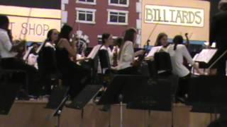 Eine Kleine Nachtmusik, K 525....Wolfgang Amadeus Mozart