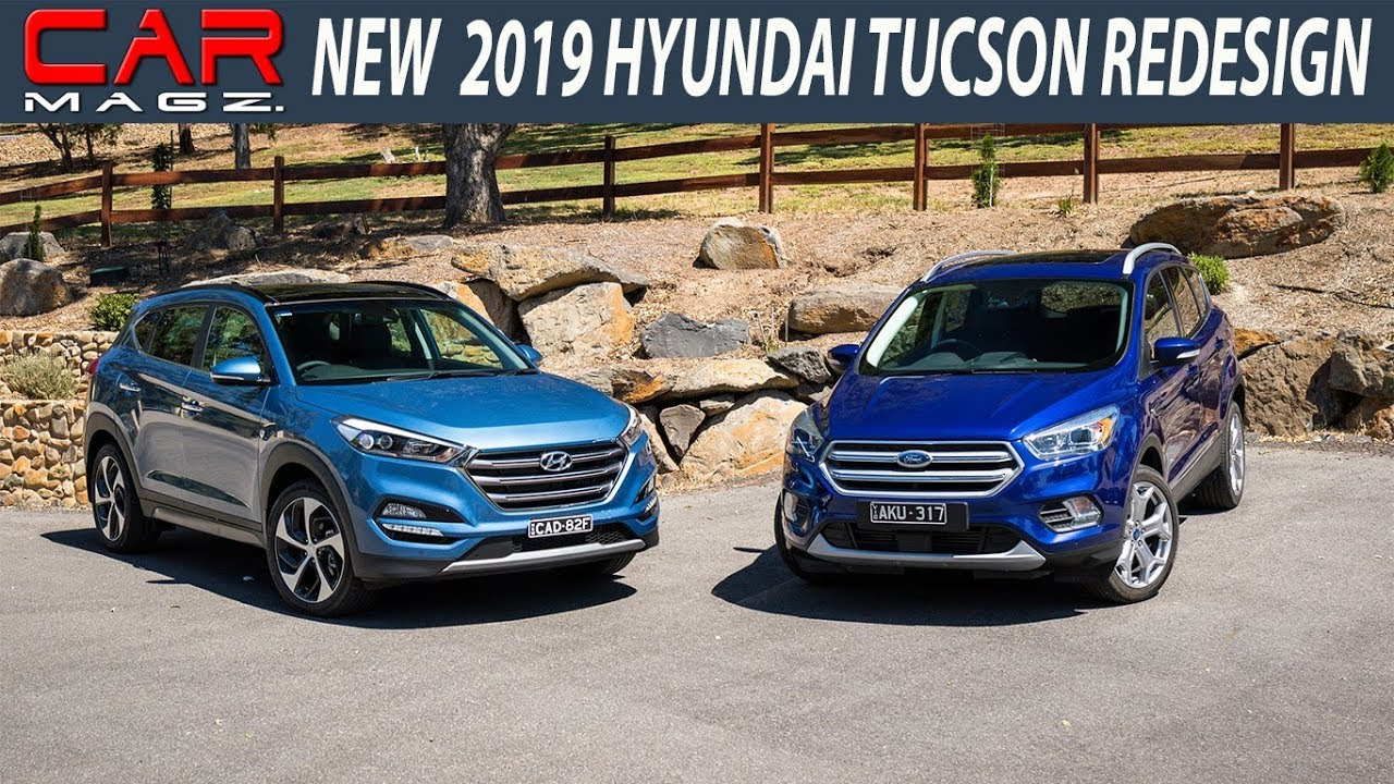 New 2019 Hyundai Tucson Redesign Changes And Release Date