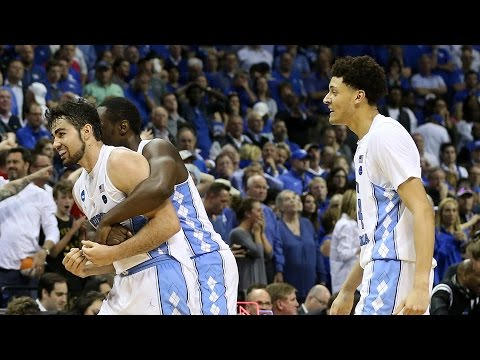 Kentucky vs. North Carolina: Game Highlights