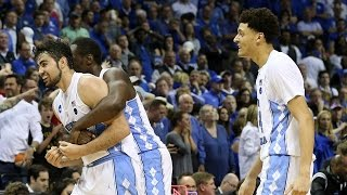 Kentucky vs. North Carolina: Game Highlights
