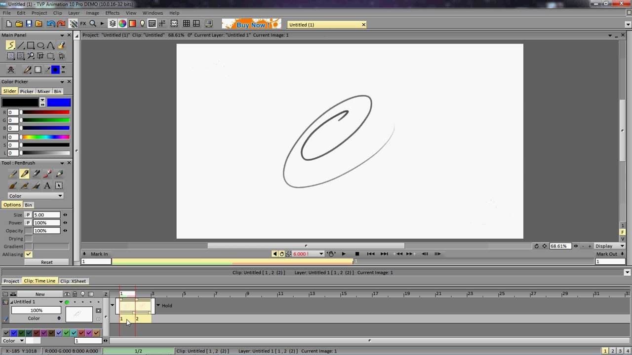 tvpaint animation 11 pro скачать
