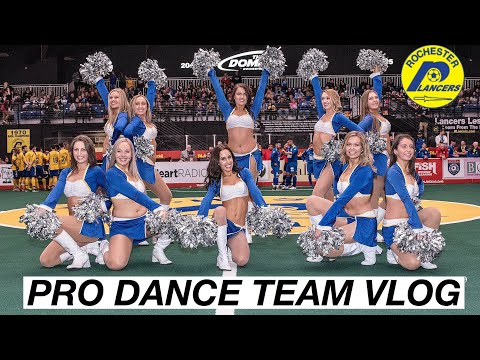 PRO DANCE TEAM GAMEDAY VLOG