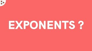 Gambar cover What are Exponents?