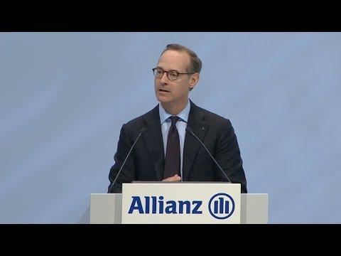 Hauptversammlung der Allianz SE 2019
