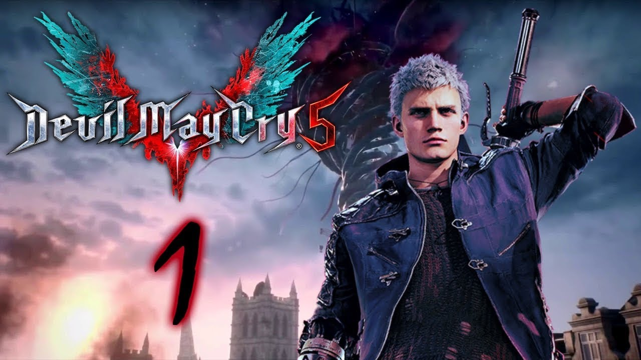 Let's Play: Devil May Cry 5 - Enthusiacs