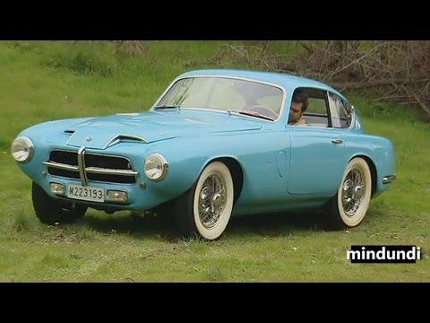 Pegaso Z-102 Historia de automóviles Pegaso. Pegaso cars history. Pegaso cars collector