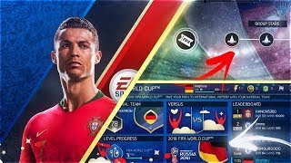 IM READY TO FIFA MOBILE WORLD CUP 2018 GAMEPLAY / Я ГОТОВ К FIFA MOBILE ЧЕМПИОНАТ МИРА 2018 ИГРА