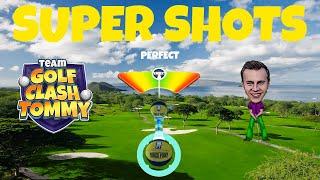 Golf Clash, My TOP 10 best shots EVER! Hook, Slice, Eagle, Alba, HIO & Dunk!